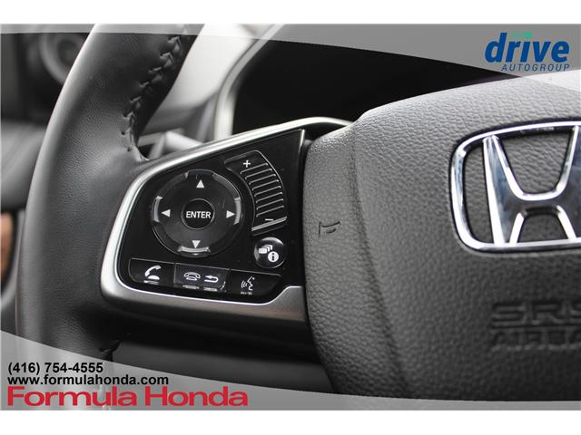 2018 Honda CR-V Touring (Stk: B11025) in Scarborough - Image 20 of 35