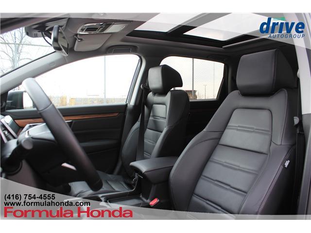 2018 Honda CR-V Touring (Stk: B11025) in Scarborough - Image 11 of 35