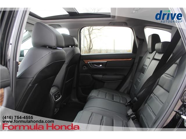 2018 Honda CR-V Touring (Stk: B11025) in Scarborough - Image 26 of 35