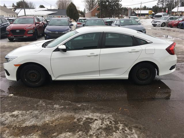 2017 Honda Civic LX (Stk: 19265A) in Pembroke - Image 2 of 19