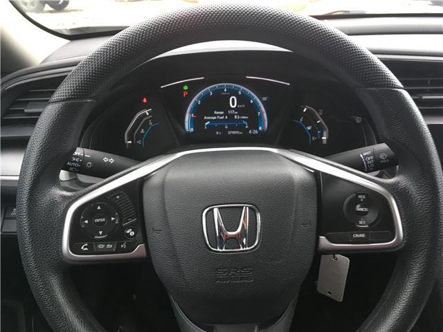 2017 Honda Civic LX (Stk: 19265A) in Pembroke - Image 14 of 19