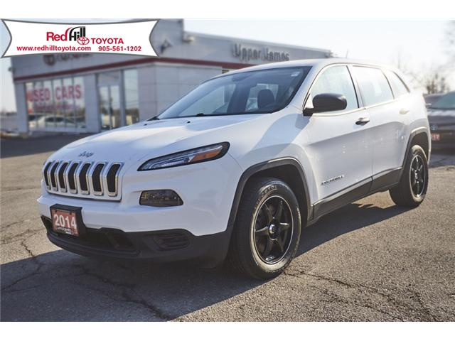 2014 Jeep Cherokee Sport (Stk: 53924) in Hamilton - Image 1 of 14