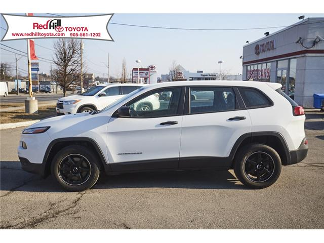 2014 Jeep Cherokee Sport (Stk: 53924) in Hamilton - Image 2 of 14