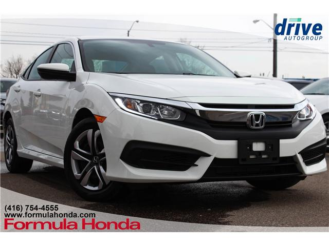 2017 Honda Civic LX (Stk: B11032) in Scarborough - Image 1 of 20
