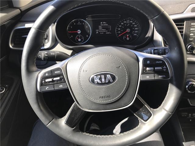 2019 Kia Sorento 2.4L LX (Stk: X4637A) in Charlottetown - Image 16 of 17