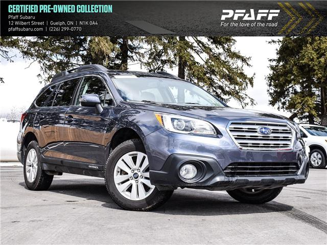 2017 Subaru Outback 2.5i (Stk: SU0007) in Guelph - Image 1 of 23