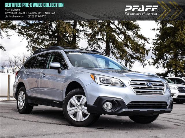 2016 Subaru Outback 2.5i (Stk: SU0019) in Guelph - Image 1 of 21