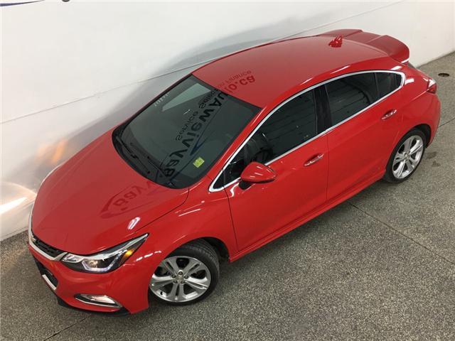 2018 Chevrolet Cruze Premier Auto (Stk: 34545W) in Belleville - Image 2 of 27