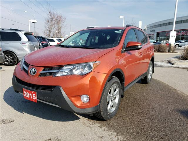 2015 Toyota RAV4 XLE (Stk: P1694) in Whitchurch-Stouffville - Image 1 of 7