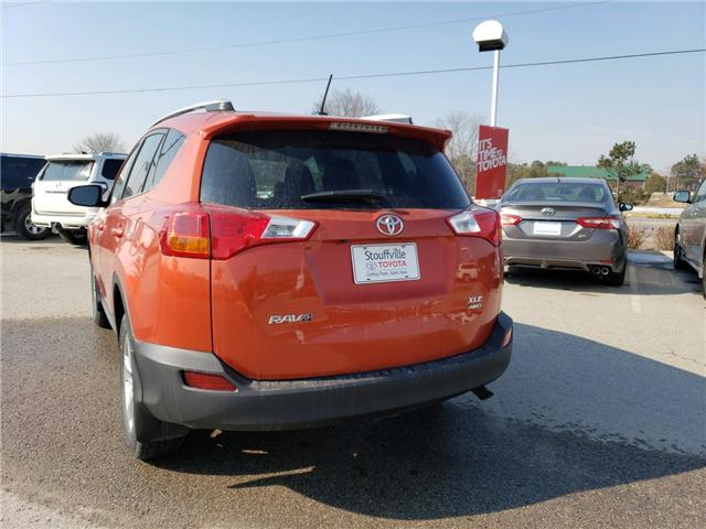 2015 Toyota RAV4 XLE (Stk: P1694) in Whitchurch-Stouffville - Image 2 of 7