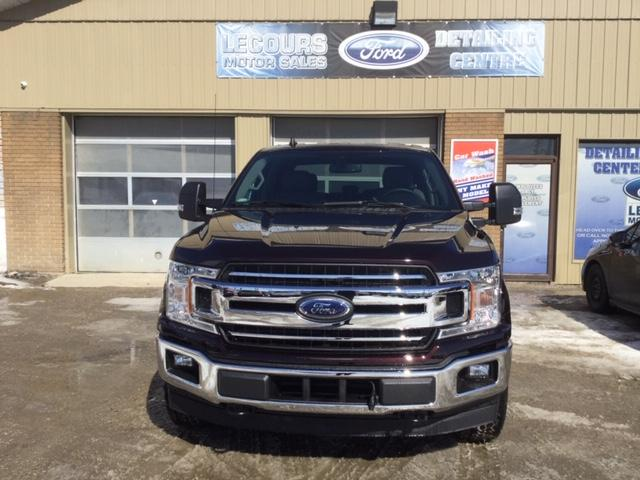 2019 Ford F-150 XLT (Stk: 19-138) in Kapuskasing - Image 2 of 8