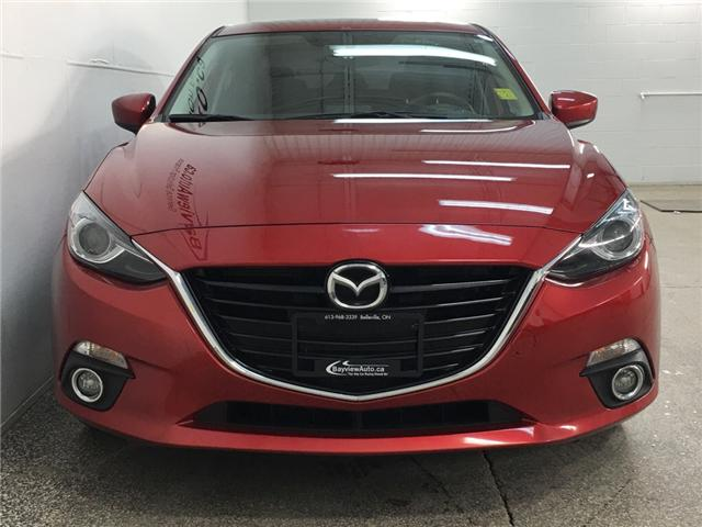 2016 Mazda Mazda3 GT (Stk: 34602J) in Belleville - Image 2 of 28