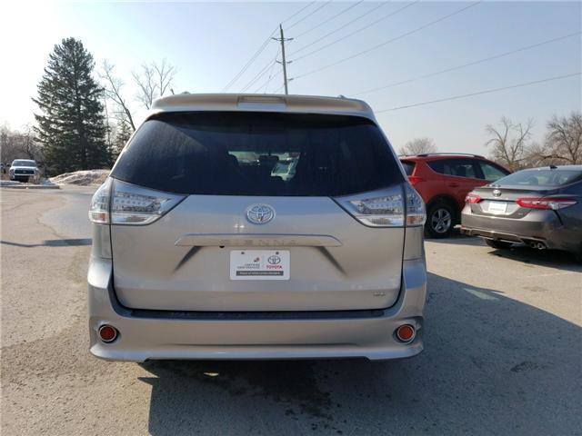 2015 Toyota Sienna SE 8 Passenger (Stk: 181335A) in Whitchurch-Stouffville - Image 2 of 8