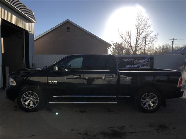 2016 RAM 1500 Longhorn (Stk: 14600) in Fort Macleod - Image 2 of 24