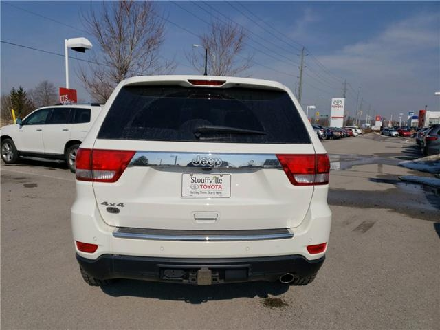 2012 Jeep Grand Cherokee Overland (Stk: 190326A) in Whitchurch-Stouffville - Image 3 of 6