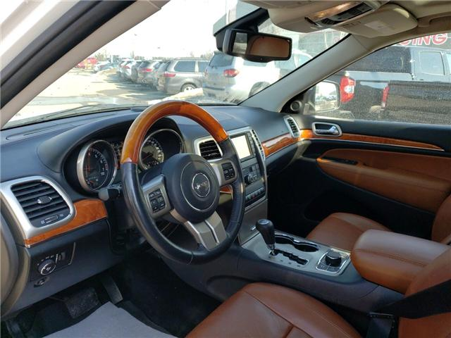 2012 Jeep Grand Cherokee Overland (Stk: 190326A) in Whitchurch-Stouffville - Image 4 of 6