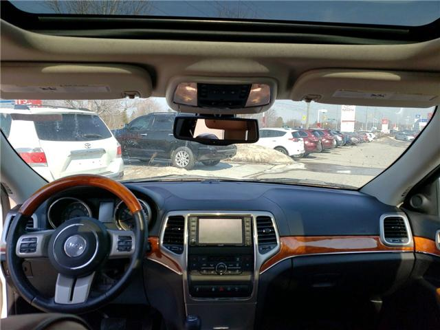 2012 Jeep Grand Cherokee Overland (Stk: 190326A) in Whitchurch-Stouffville - Image 6 of 6