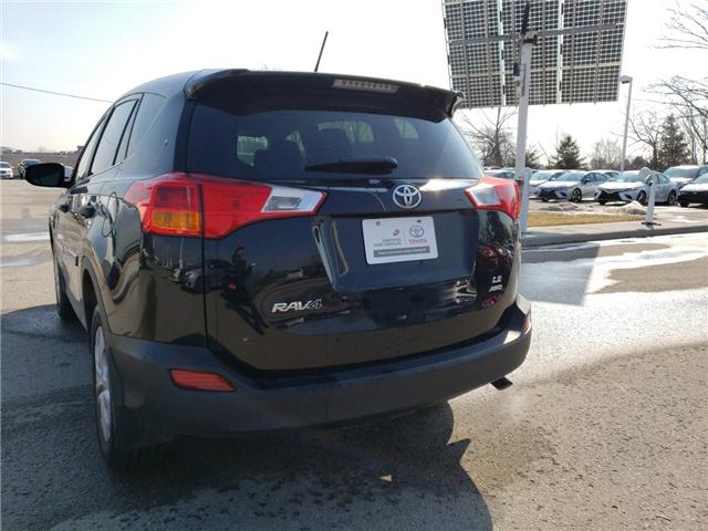 2013 Toyota RAV4 LE (Stk: P1709) in Whitchurch-Stouffville - Image 2 of 6