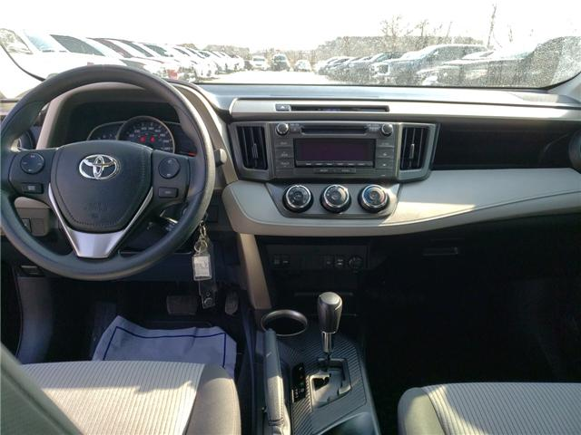 2013 Toyota RAV4 LE (Stk: P1709) in Whitchurch-Stouffville - Image 6 of 6