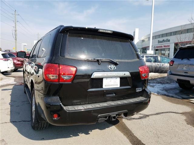 2016 Toyota Sequoia Platinum 5.7L V8 (Stk: P1713) in Whitchurch-Stouffville - Image 2 of 7
