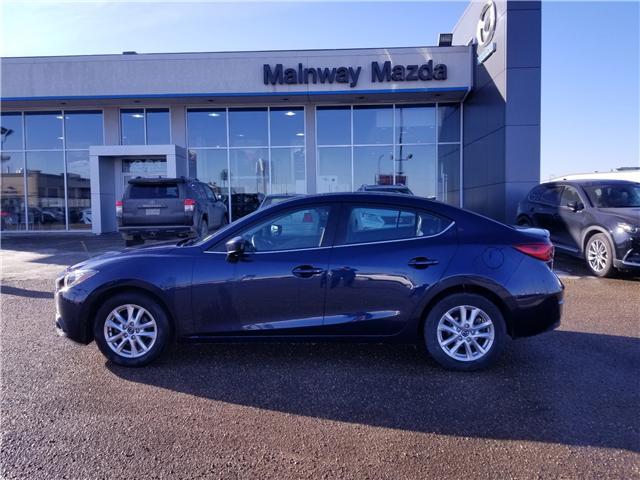 2015 Mazda Mazda3 GS (Stk: M19036A) in Saskatoon - Image 1 of 23