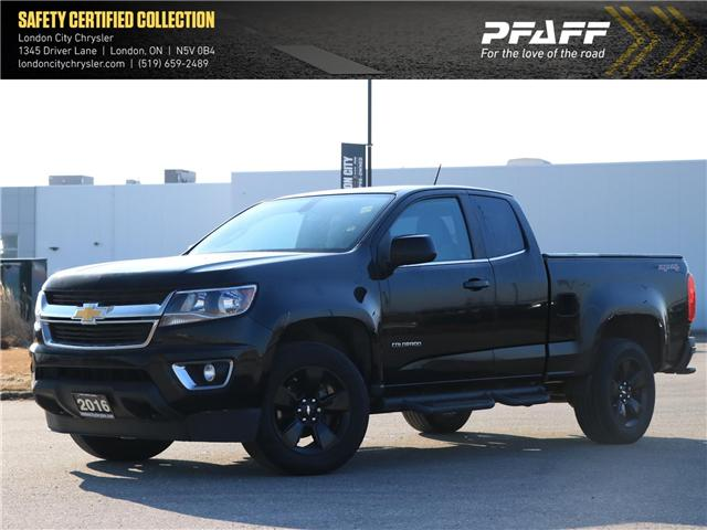 2016 Chevrolet Colorado LT (Stk: 9401A) in London - Image 1 of 23