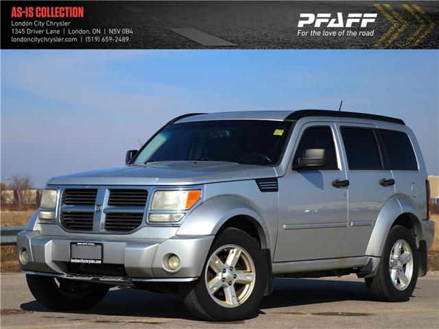2007 Dodge Nitro SLT/RT (Stk: 51253A) in London - Image 1 of 19