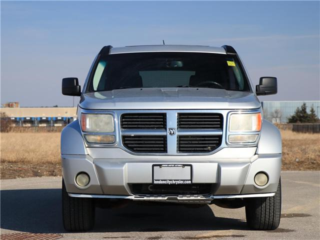 2007 Dodge Nitro SLT/RT (Stk: 51253A) in London - Image 2 of 19
