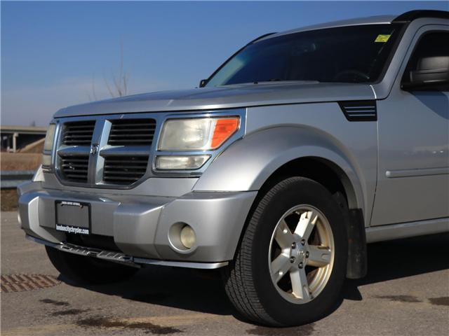 2007 Dodge Nitro SLT/RT (Stk: 51253A) in London - Image 3 of 19