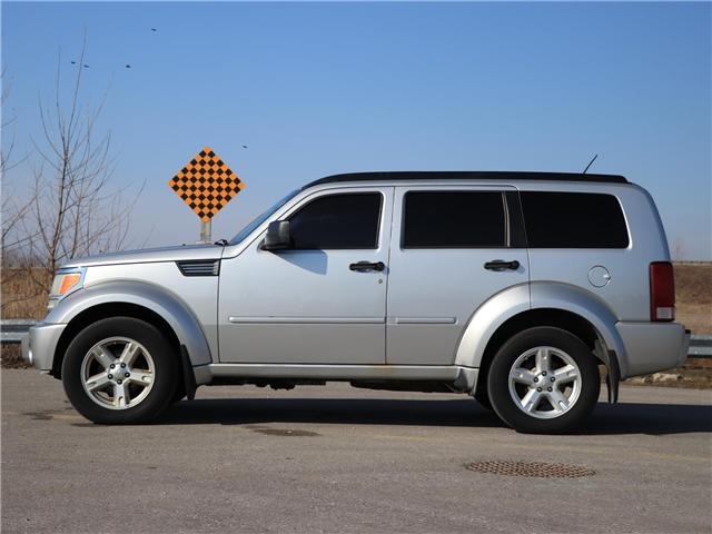 2007 Dodge Nitro SLT/RT (Stk: 51253A) in London - Image 5 of 19