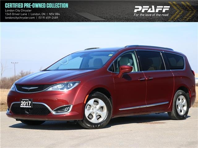 2017 Chrysler Pacifica Touring-L Plus (Stk: U8590) in London - Image 1 of 29
