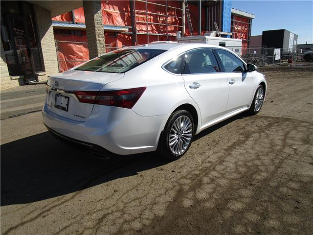 2016 Toyota Avalon Limited (Stk: 1990851 ) in Moose Jaw - Image 5 of 38