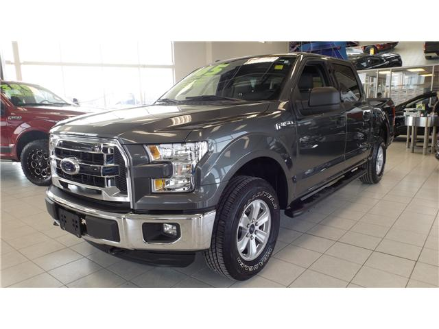 2016 Ford F-150 XLT (Stk: 18-16571) in Kanata - Image 1 of 12