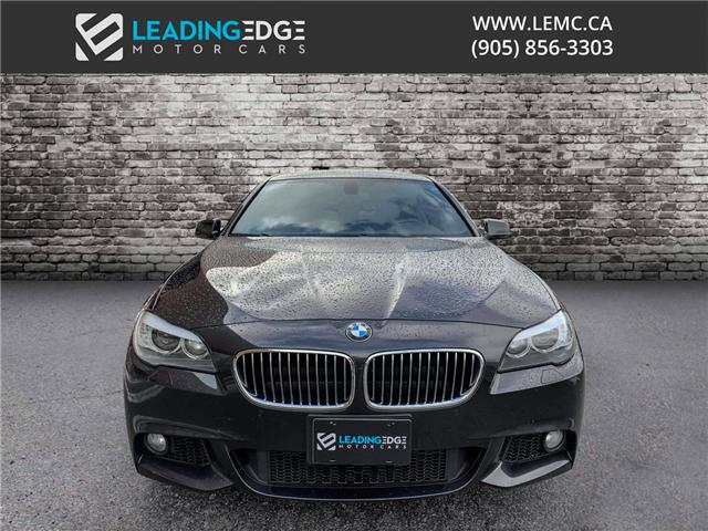 2012 BMW 528i xDrive (Stk: 12396) in Woodbridge - Image 2 of 17