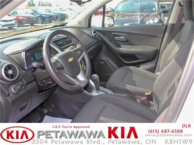 2016 Chevrolet Trax LT (Stk: 19161-1) in Petawawa - Image 9 of 16