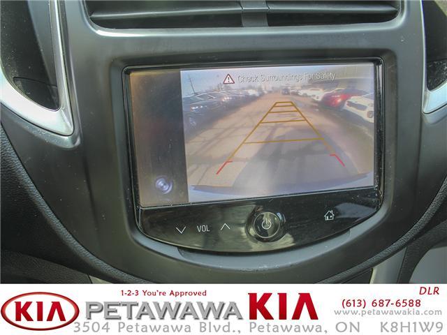 2016 Chevrolet Trax LT (Stk: 19161-1) in Petawawa - Image 14 of 16