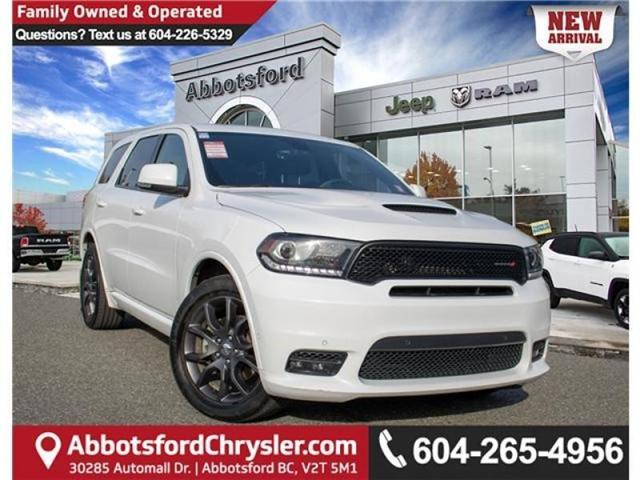 2018 Dodge Durango R/T (Stk: AB0775) in Abbotsford - Image 1 of 30