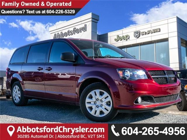 2017 Dodge Grand Caravan CVP/SXT (Stk: AG0741) in Abbotsford - Image 1 of 22