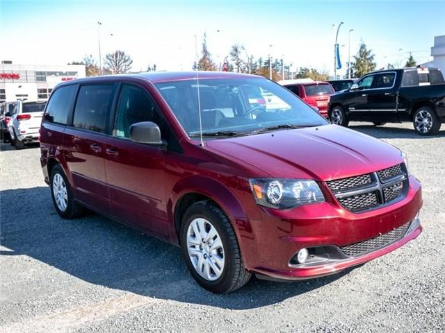 2017 Dodge Grand Caravan CVP/SXT (Stk: AG0741) in Abbotsford - Image 9 of 22