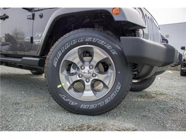 2018 Jeep Wrangler JK Unlimited Sahara (Stk: AG0743B) in Abbotsford - Image 9 of 23