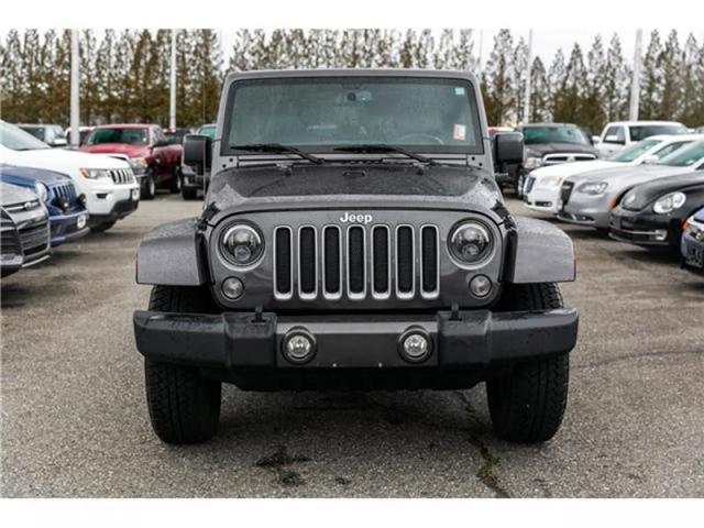 2016 Jeep Wrangler Sahara (Stk: K540602A) in Abbotsford - Image 2 of 16