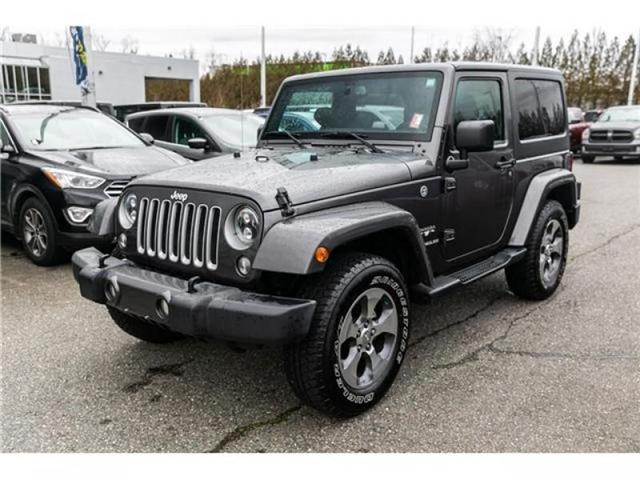 2016 Jeep Wrangler Sahara (Stk: K540602A) in Abbotsford - Image 3 of 16
