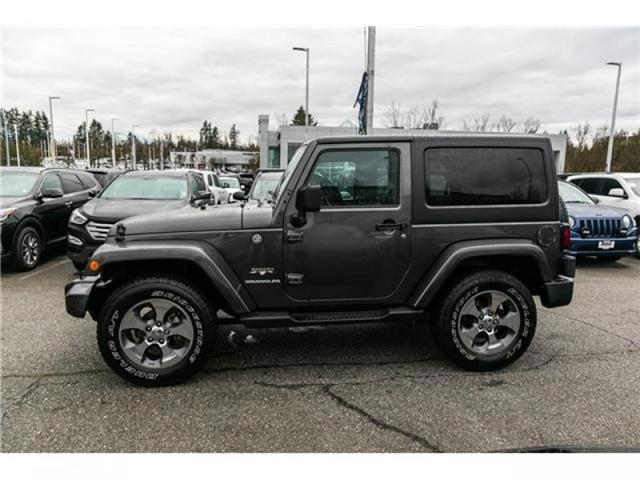 2016 Jeep Wrangler Sahara (Stk: K540602A) in Abbotsford - Image 4 of 16