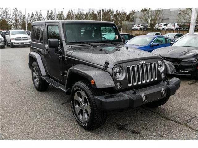 2016 Jeep Wrangler Sahara (Stk: K540602A) in Abbotsford - Image 9 of 16