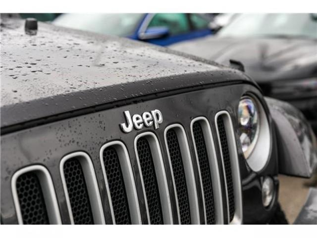 2016 Jeep Wrangler Sahara (Stk: K540602A) in Abbotsford - Image 10 of 16