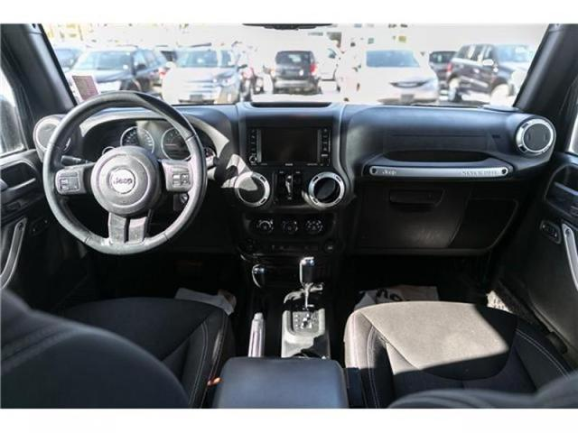 2016 Jeep Wrangler Sahara (Stk: K540602A) in Abbotsford - Image 11 of 16