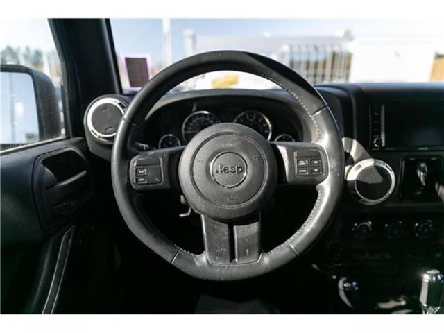 2016 Jeep Wrangler Sahara (Stk: K540602A) in Abbotsford - Image 12 of 16
