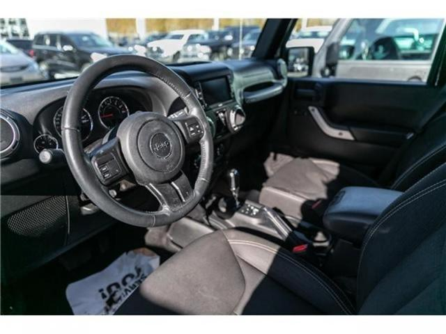 2016 Jeep Wrangler Sahara (Stk: K540602A) in Abbotsford - Image 15 of 16