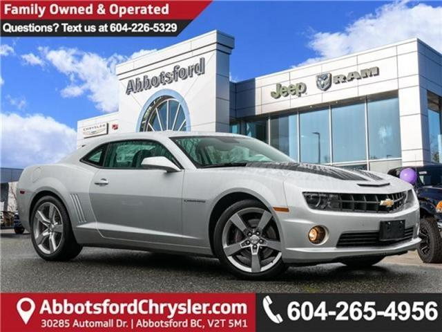 2010 Chevrolet Camaro SS (Stk: J216543A) in Abbotsford - Image 1 of 21