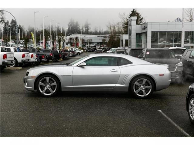 2010 Chevrolet Camaro SS (Stk: J216543A) in Abbotsford - Image 4 of 21
